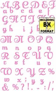 free bx font
